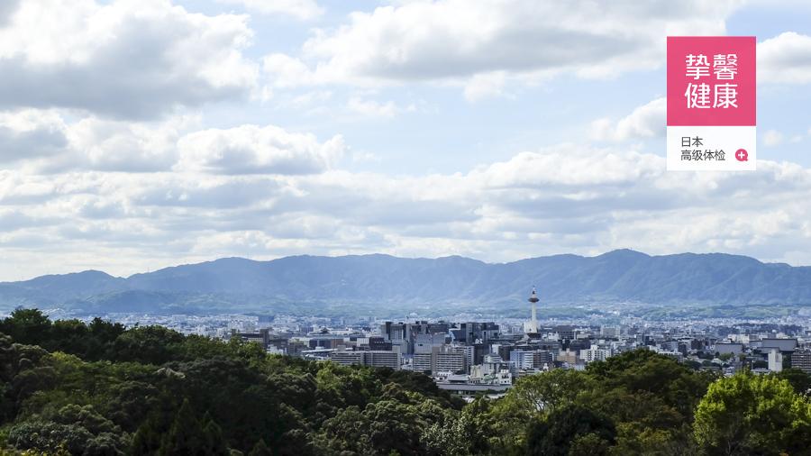 舒适的日本京都空气环境