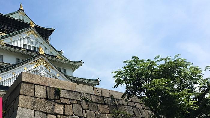 日本京都寺庙风光