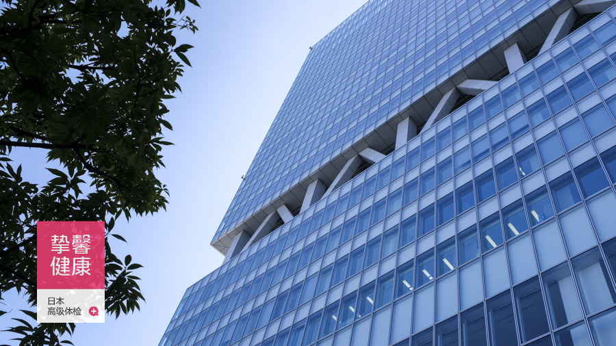日本最高楼_大阪体检医院所在大楼