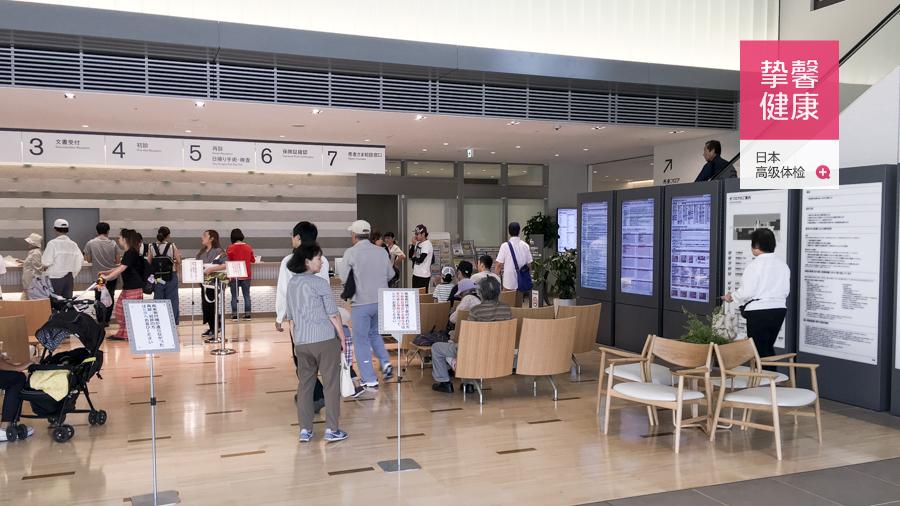 日本特定功能性医院前台服务