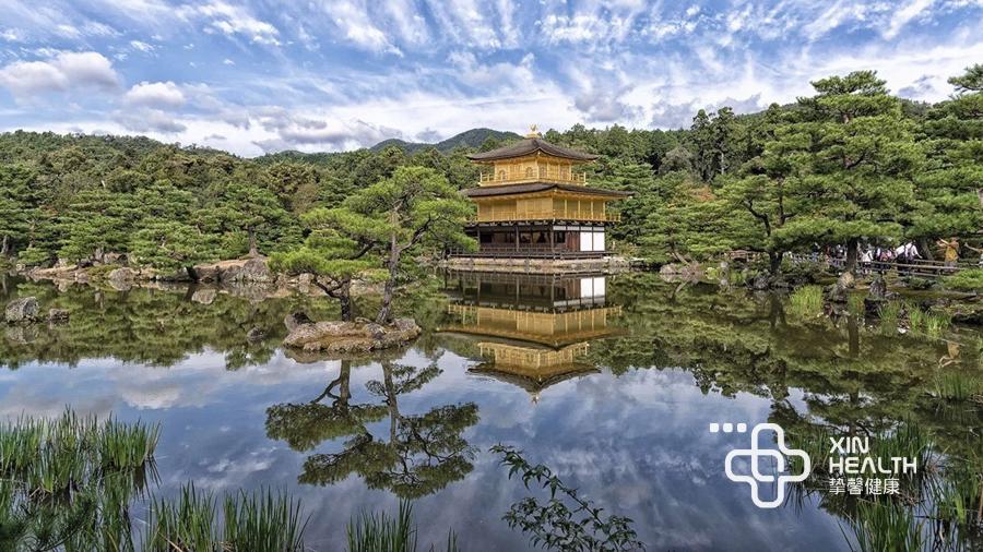 赴日旅游体检_京都优美风景