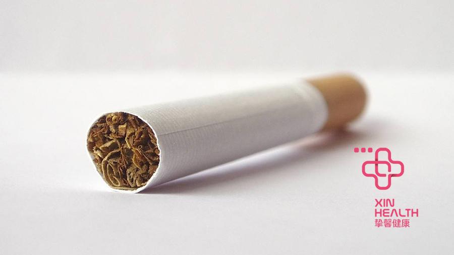 吸烟增加了中风的可能性