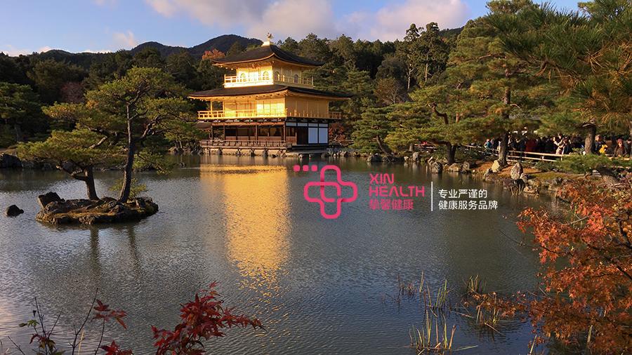 日本旅游胜地_京都金阁寺