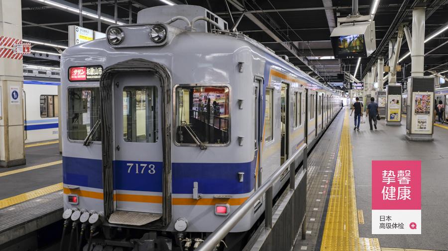 日本便捷快速的交通是外国游客们的福音