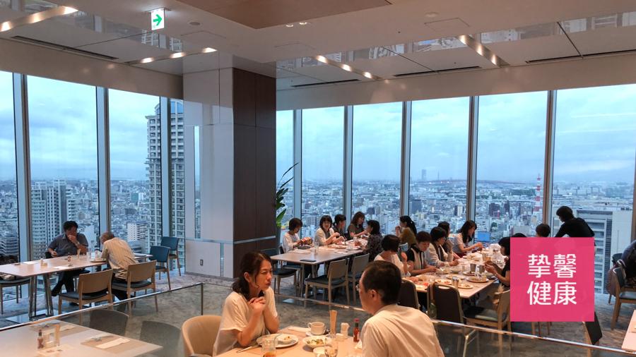 大阪万豪都酒店 Marriott Miyako Osaka 早餐厅