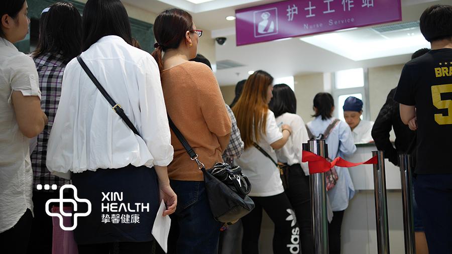 国内医院拥挤的环境导致越来越多的人选择海外体检