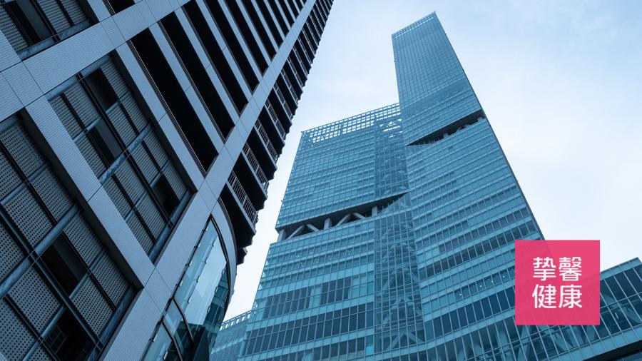 风景较好的日本高级体检部大楼