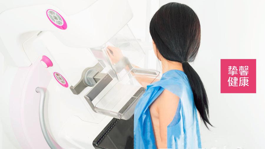 乳腺钼靶X光检查是目前诊断乳腺疾病最简便、最可靠的无创性检测手段