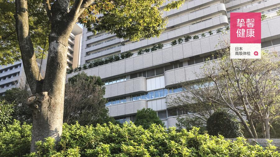 大阪市立大学医学院附属病院医院部大楼