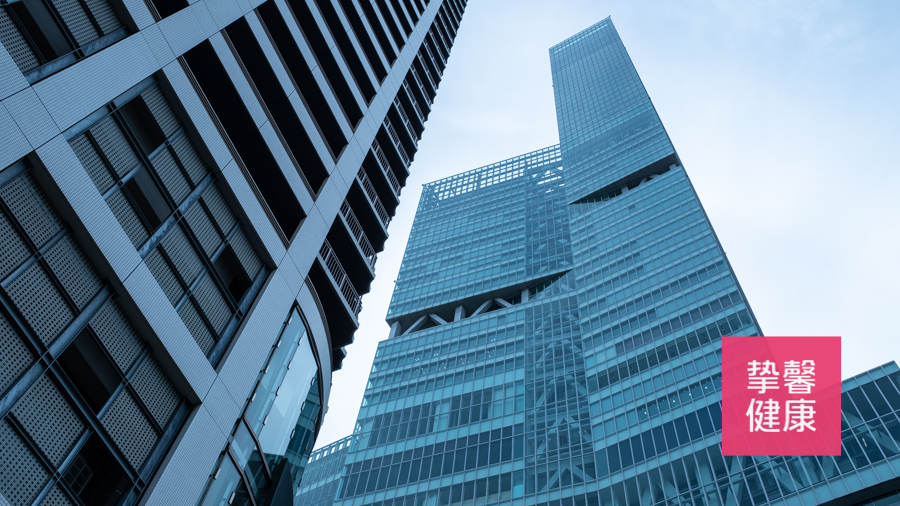 日本高级体检医院所在的阿倍野海阔天空大楼