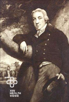 被称为疫苗之父的爱德华.琴纳(Edward Jenner)