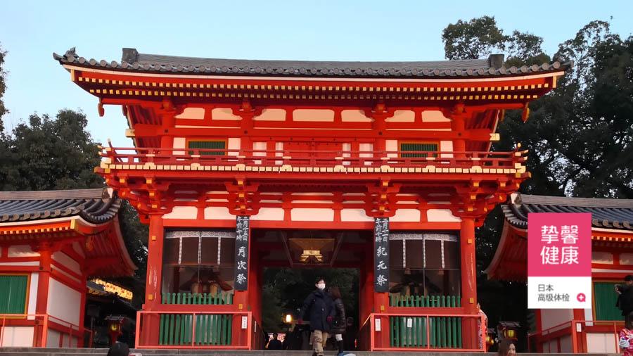 日本旅游业繁荣 日本京都风景