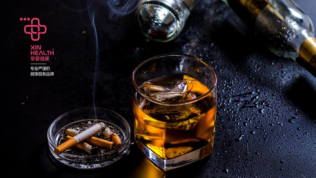 烟酒是引发心肌梗塞的一大诱因
