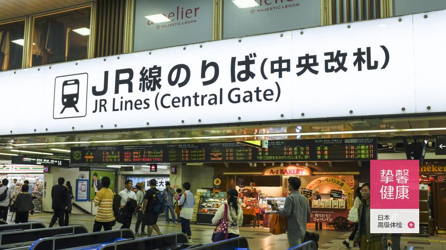 假期选择日本旅游的人越来越多