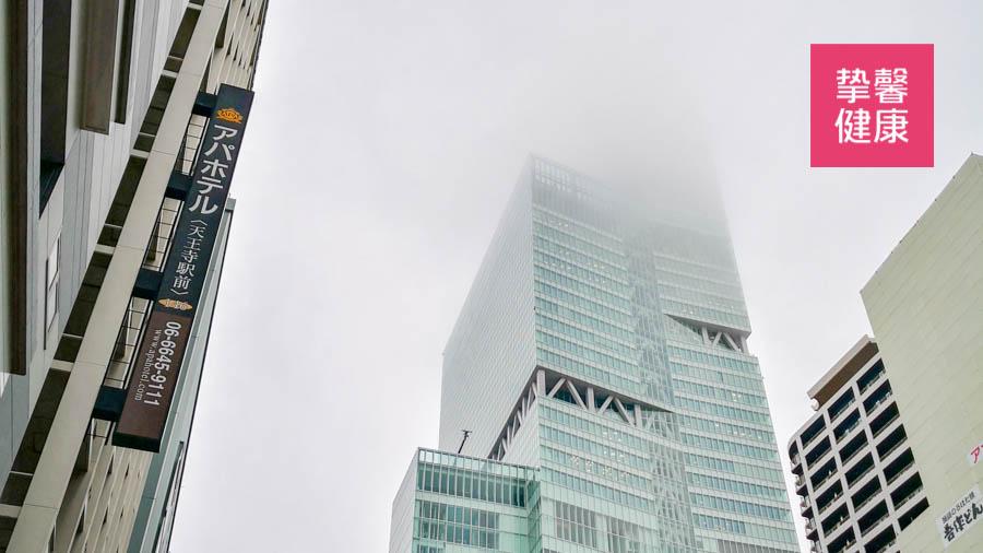 日本高级体检医院所在全日本最高楼
