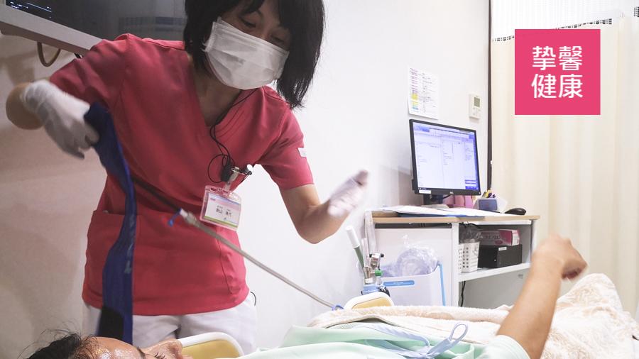 肠镜套餐施术前血压监测