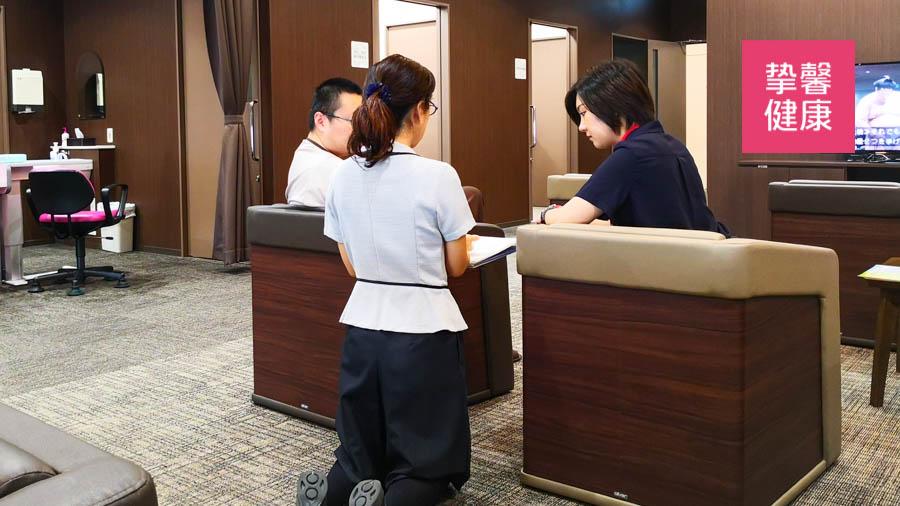 日本高级体检 医护体检服务中
