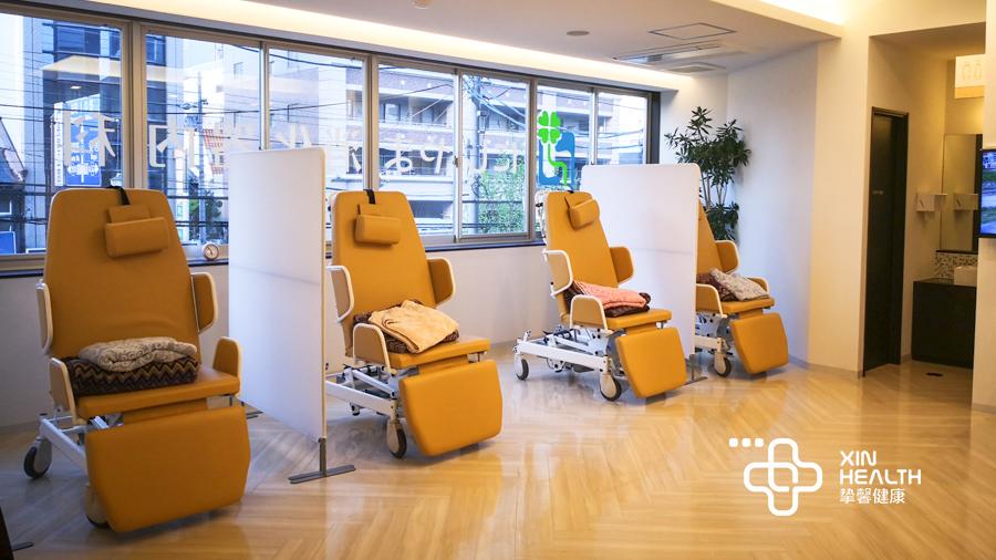 日本高端医疗体检医院内部环境