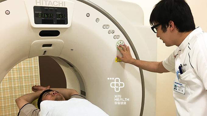 国内用户赴日体检 核磁共振检查