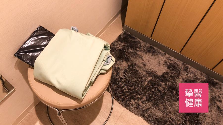 日本高级体检专用服装