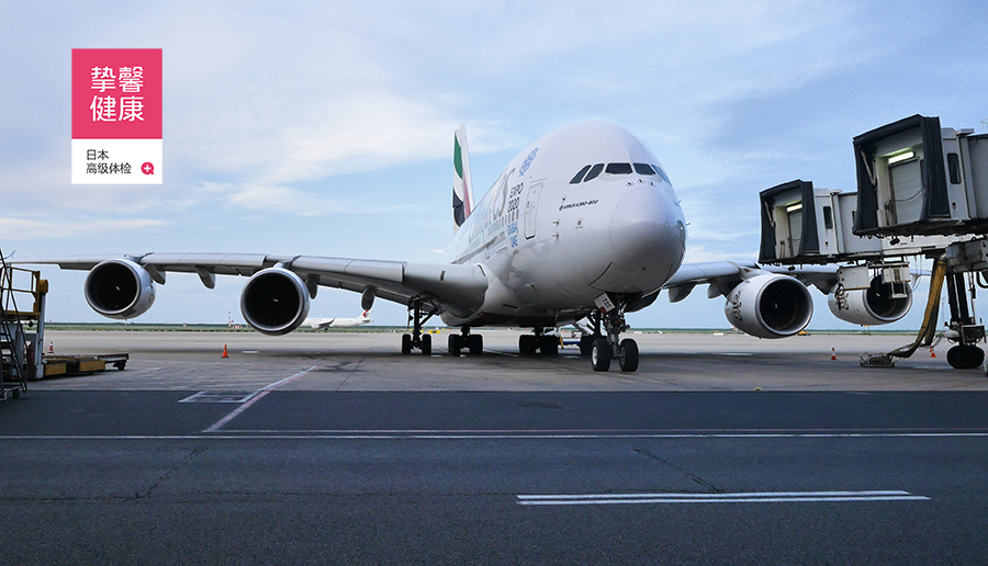 中国到日本的航程约3.5小时,十分的便捷