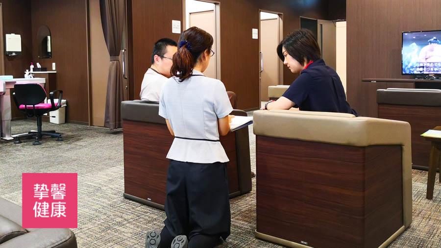 日本医院内部环境干净舒适