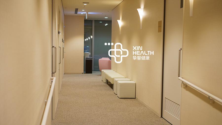 日本体检医院内部 宽敞舒适