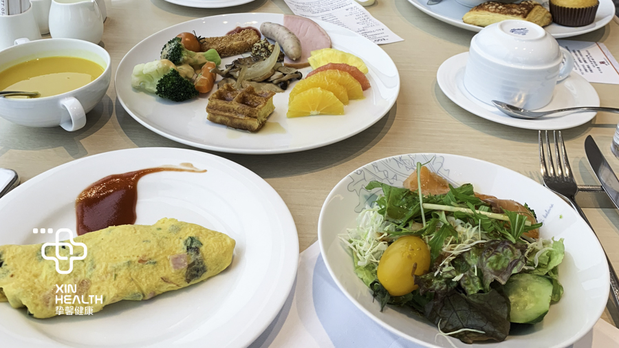精致小巧、搭配丰富的日本料理