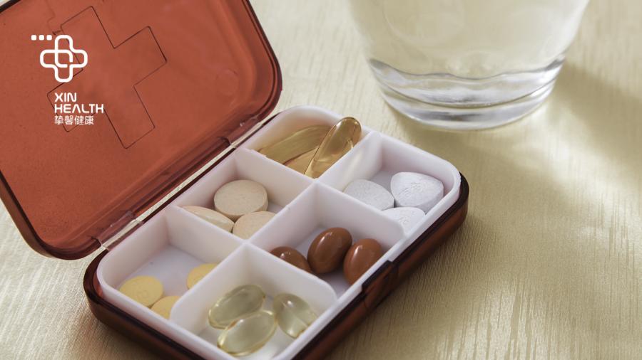 据说可以分别补充各种元素的保健品