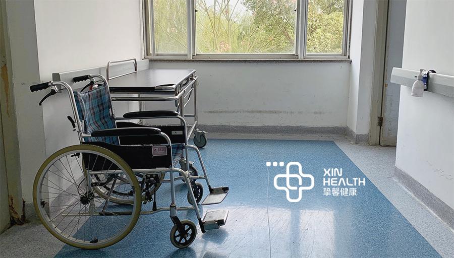 国内医院 设施较为简陋
