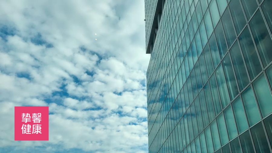 挚馨健康 XIN HEALTH 合作的大阪市立大学医学院附属病院体检部大楼