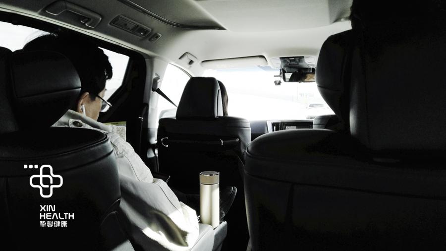 日本体检专车接送服务