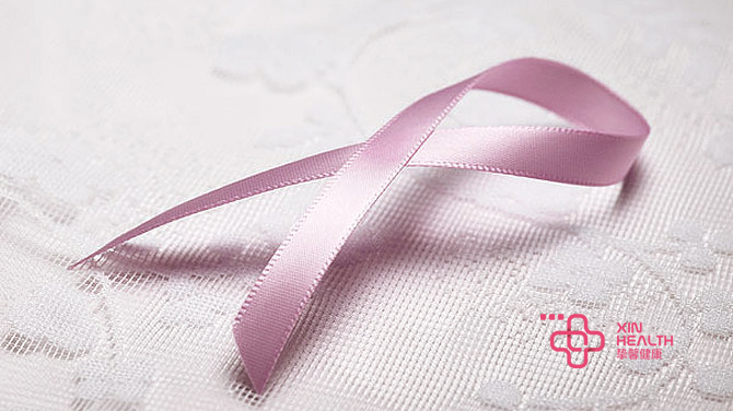 全球乳腺癌防治活动标识—粉丝带
