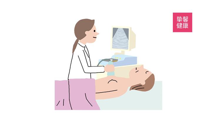 乳房超声波检查
