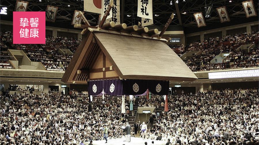 日本独有的相扑文化