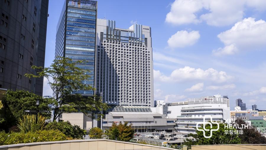 优良的环境也是日本健康管理的一部分