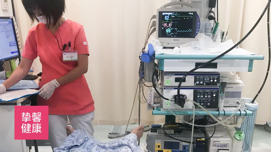 日本高级体检 心脏检查