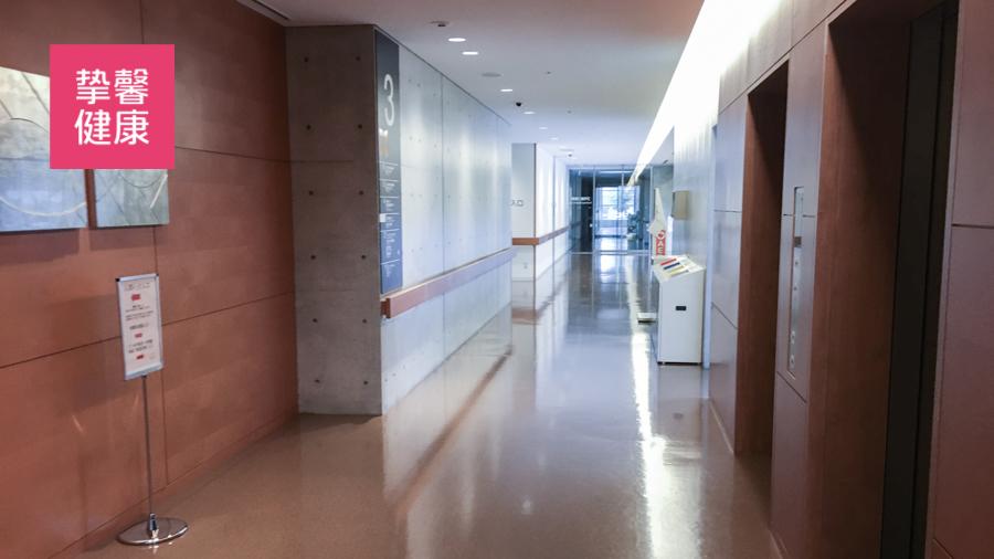 日本医院给人的印象是干净整洁