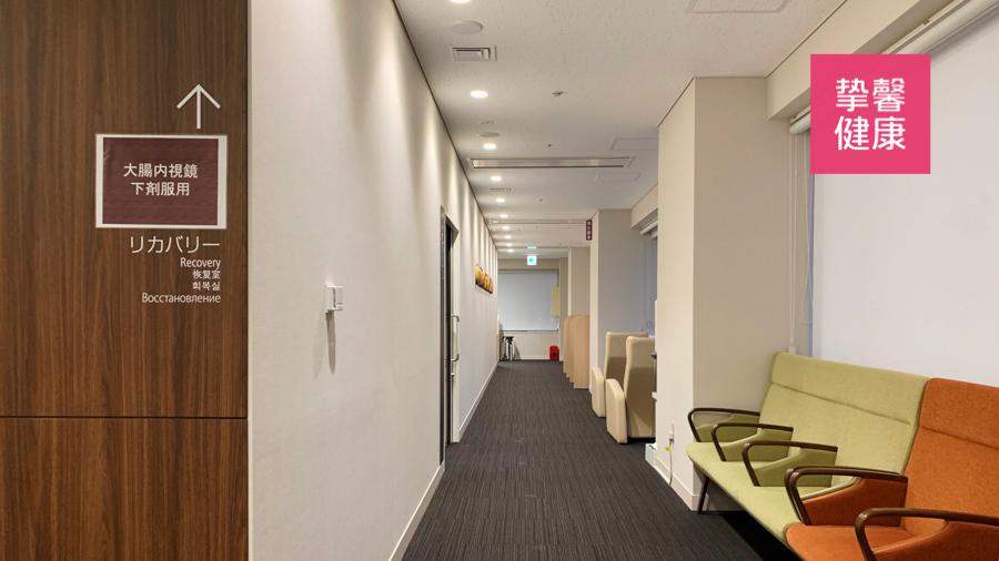 癌研有明医院干净整洁的内部环境