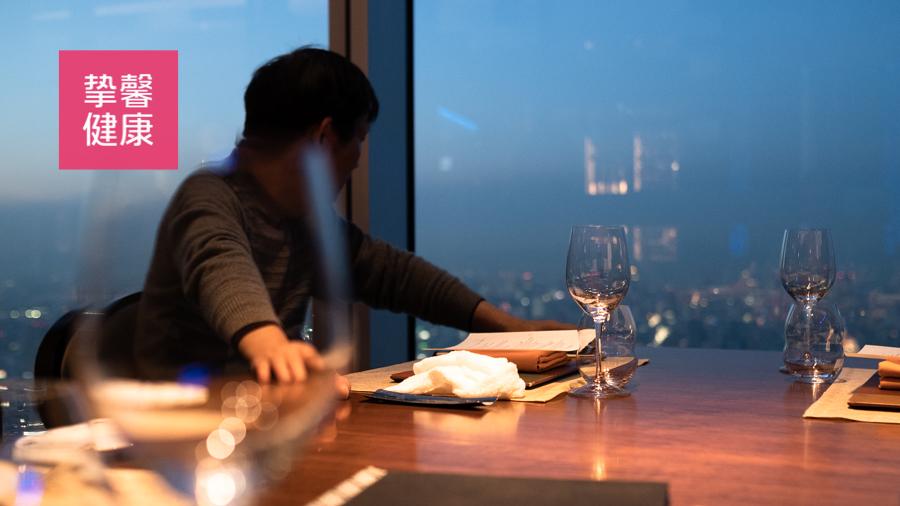 大阪高级体检套餐提供餐食所在餐厅