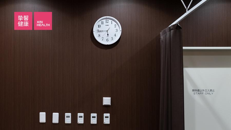 日本高级体检 体检内部科室环境