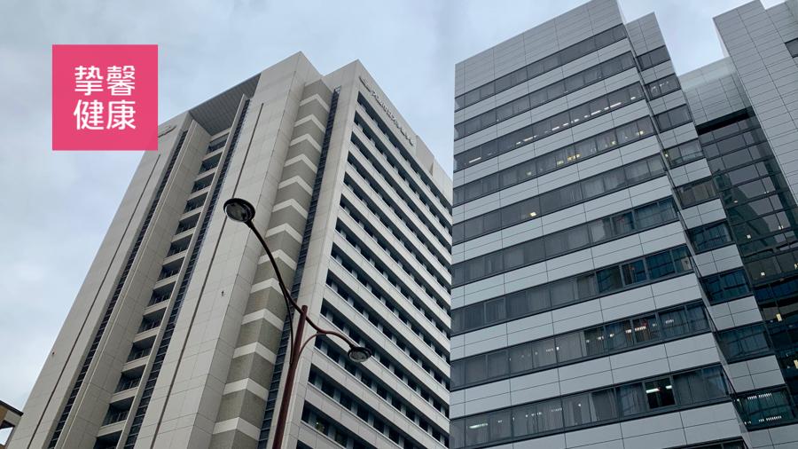 大阪市立大学医学部附属病院医学部大楼