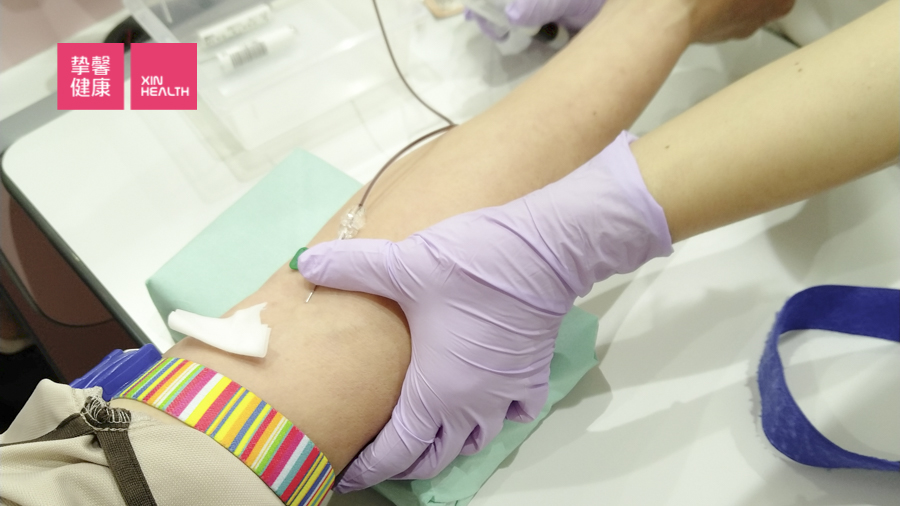 日本体检抽血检查服务