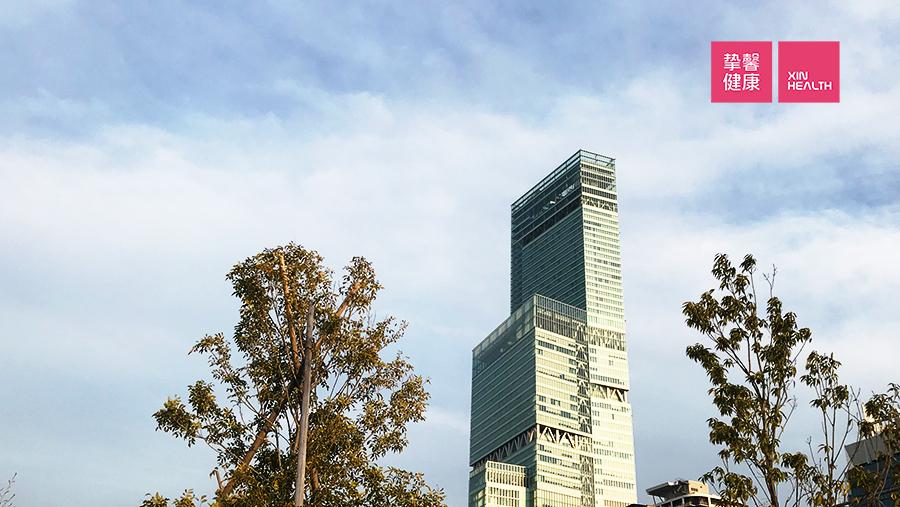 日本高级体检所在日本最高楼