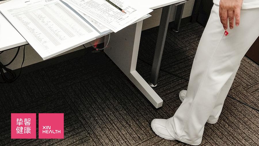 日本高级体检检查前护士问诊