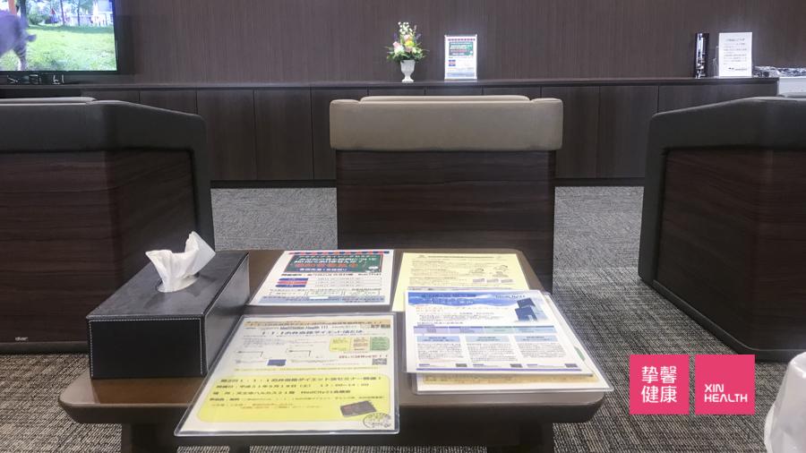日本体检过程各类检查科普资料