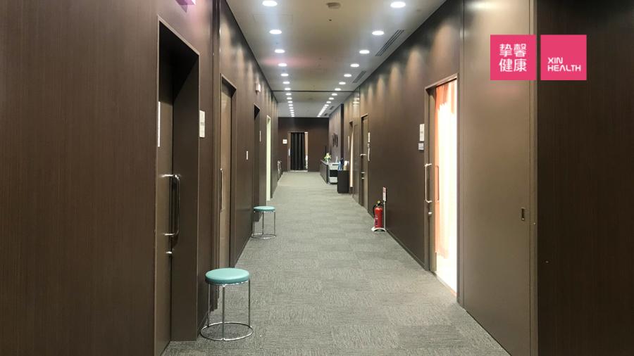 大阪市立大学医学部附属病院 高级体检部门内部环境