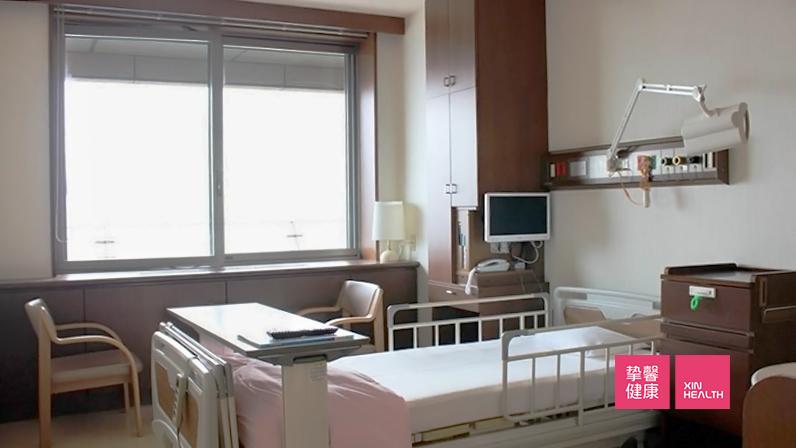 国立癌症研究中心中央医院套间病房