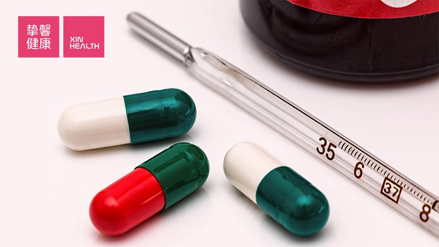 生病时我们常先量体温后吃药