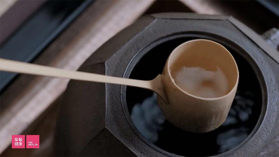 煎茶中用到汤釜